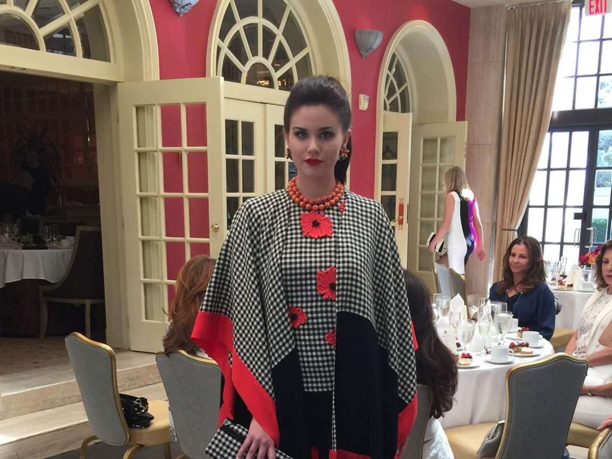 Fe Zande Fashion Show, Sept. 2016