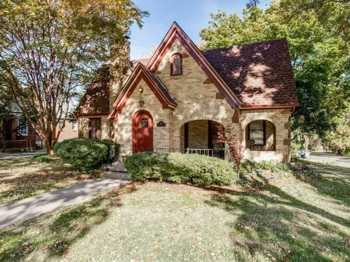 522 Monte Vista house for sale Dallas