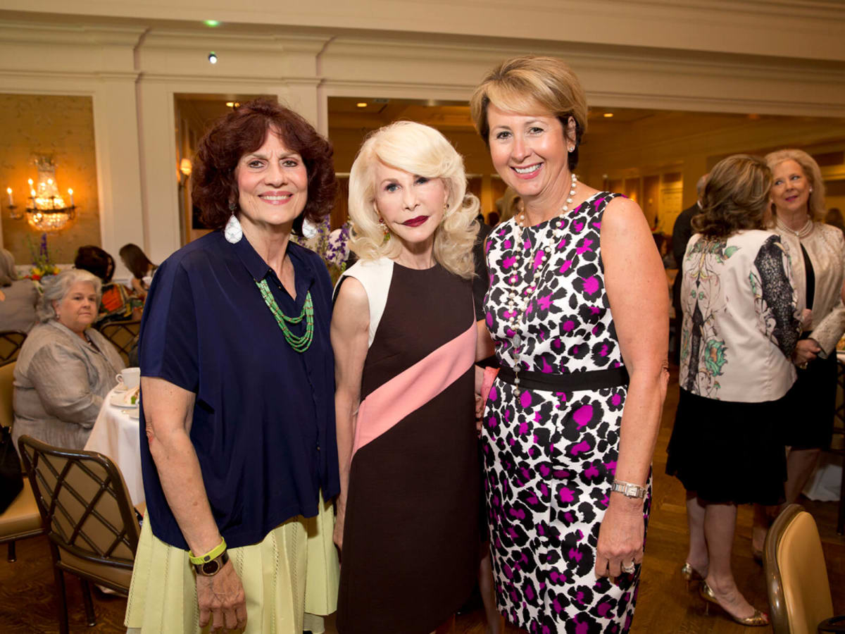 Ladies for Literacy, 9/16, Donna Vallone, Diane Lokey Farb, Ileana Trevino