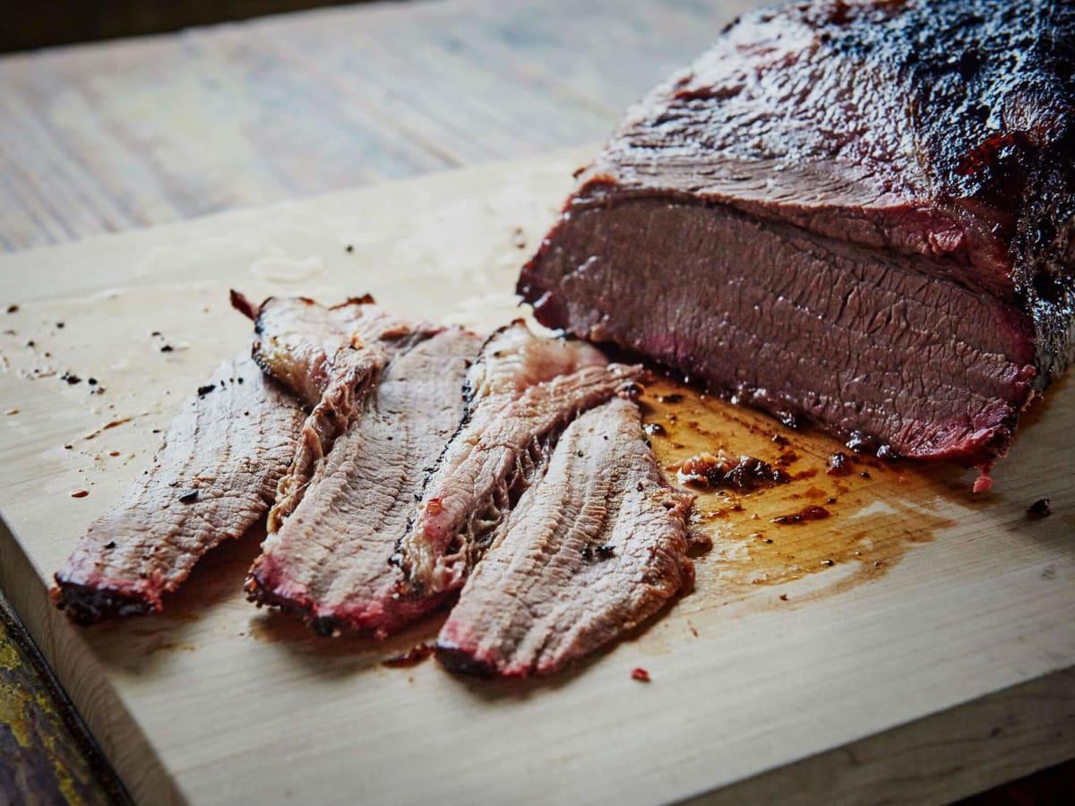 The Salt Lick BBQ barbecue brisket
