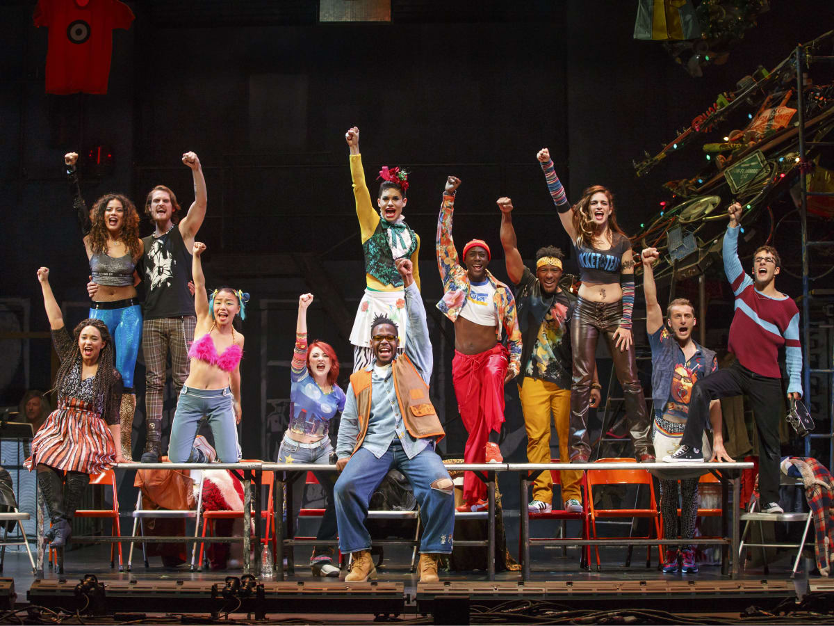 Rent 20th anniversary national tour