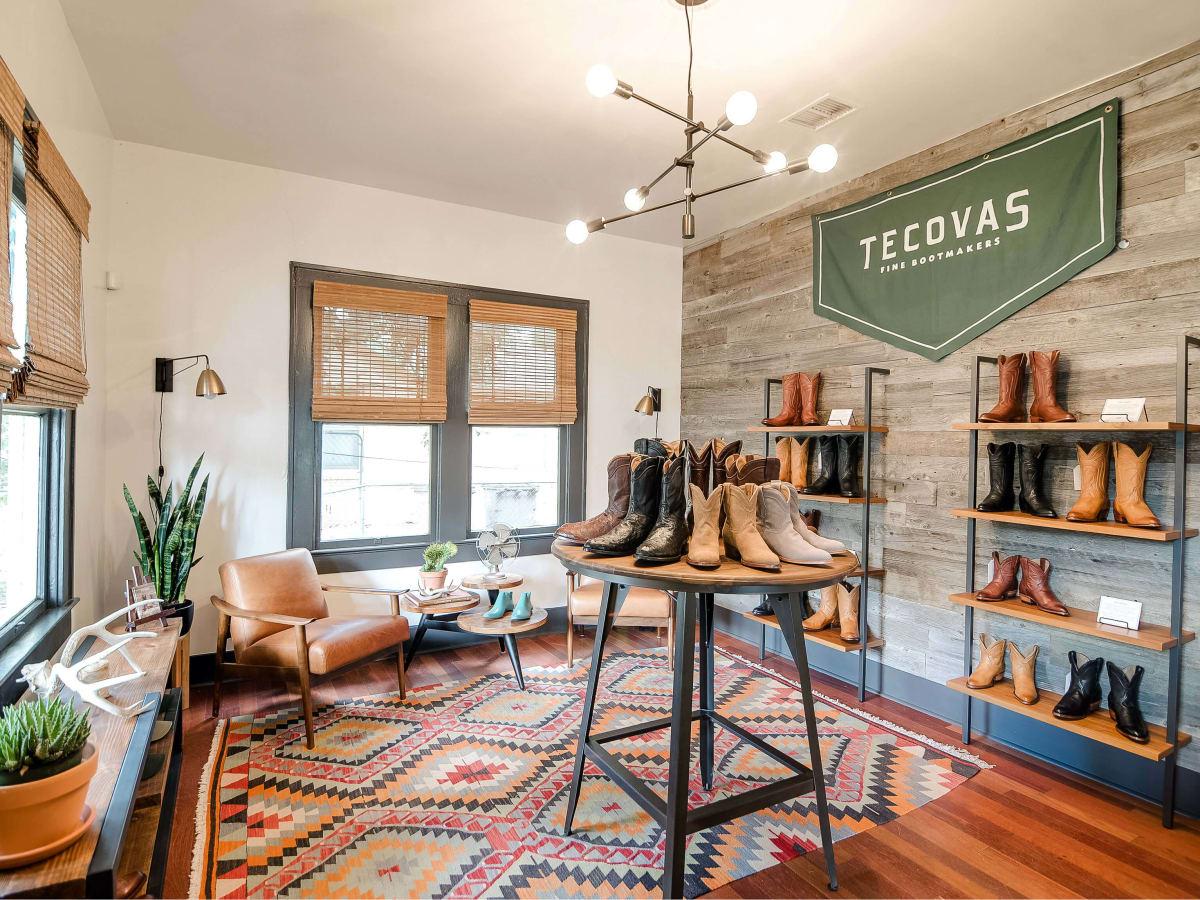 Tecovas Showroom 1
