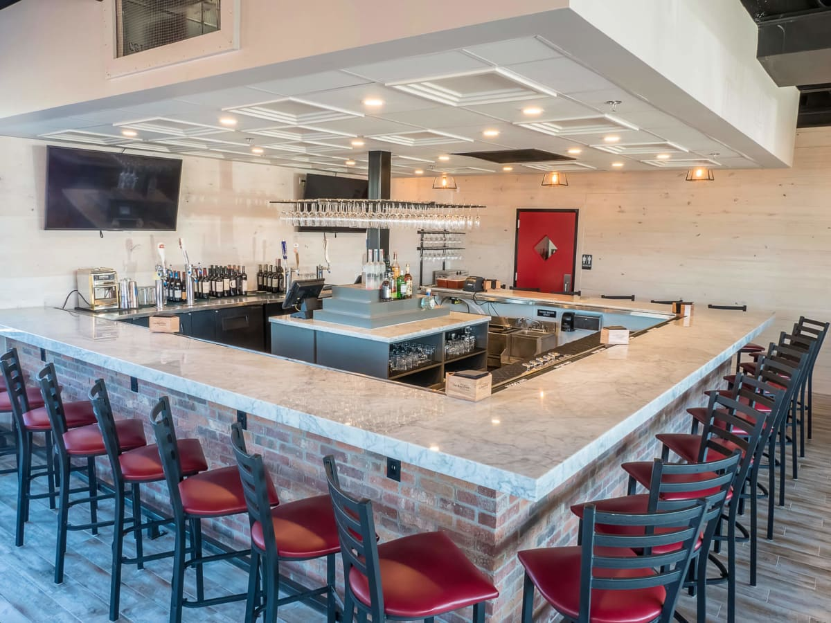 Union Kitchen Ella interior