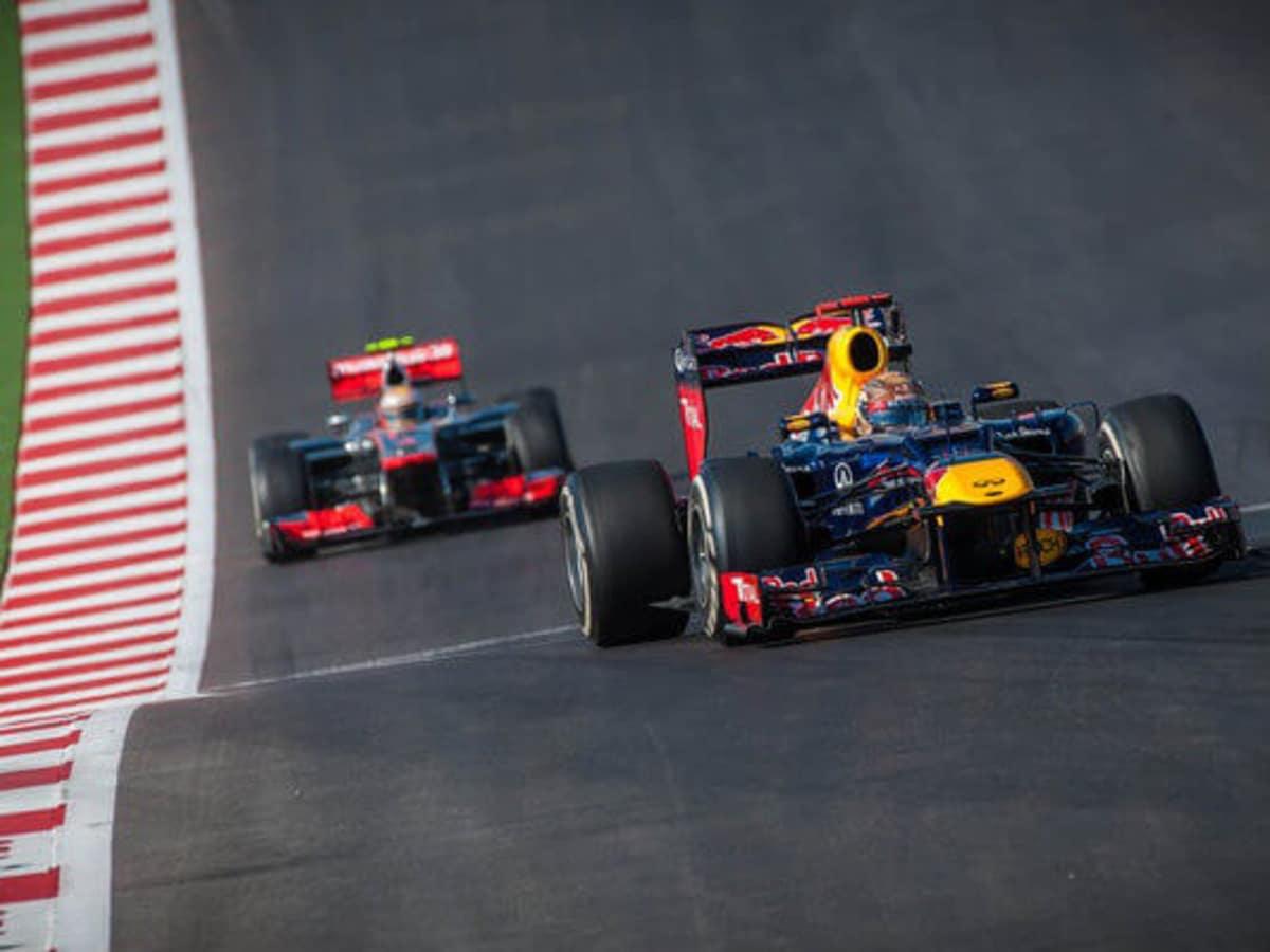 Austin Photo: anthony_formula 1 review_nov 2012_vettel hamilton