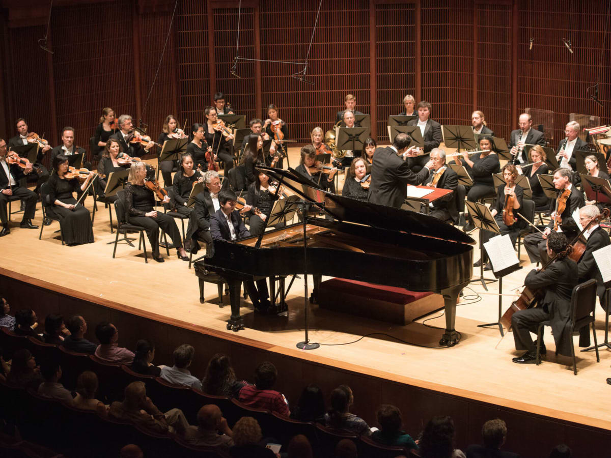 Houston Symphony presents Ima Hogg Competition