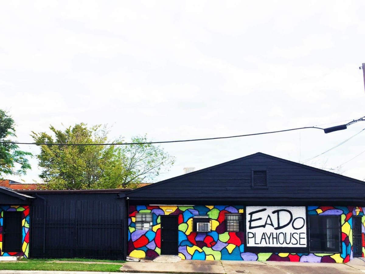 EaDo Playhouse presents A New Brain