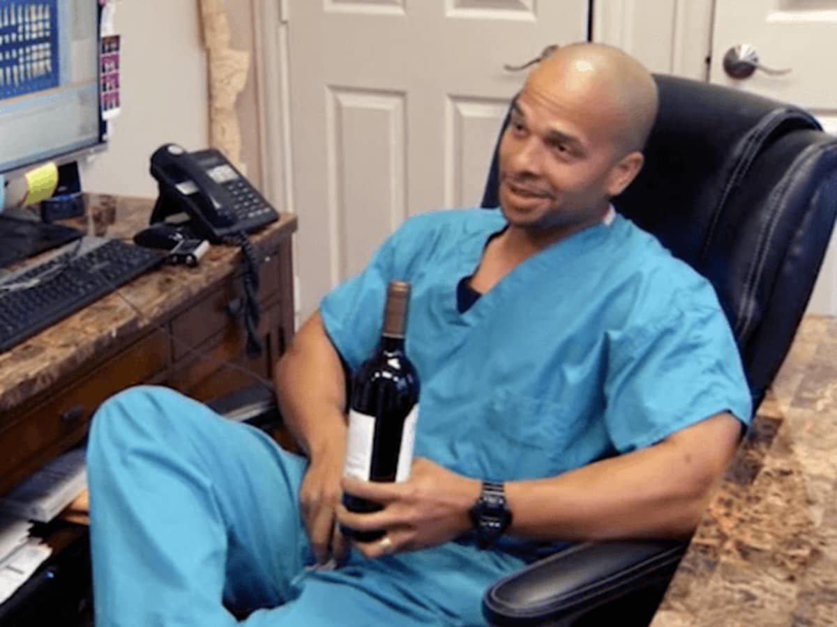 Married to Medicine Houston episode 6 Ricky sexretary