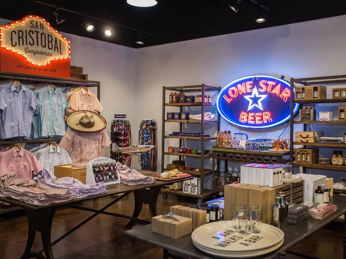 Paris Texas Apparel's first brick-and-mortar store