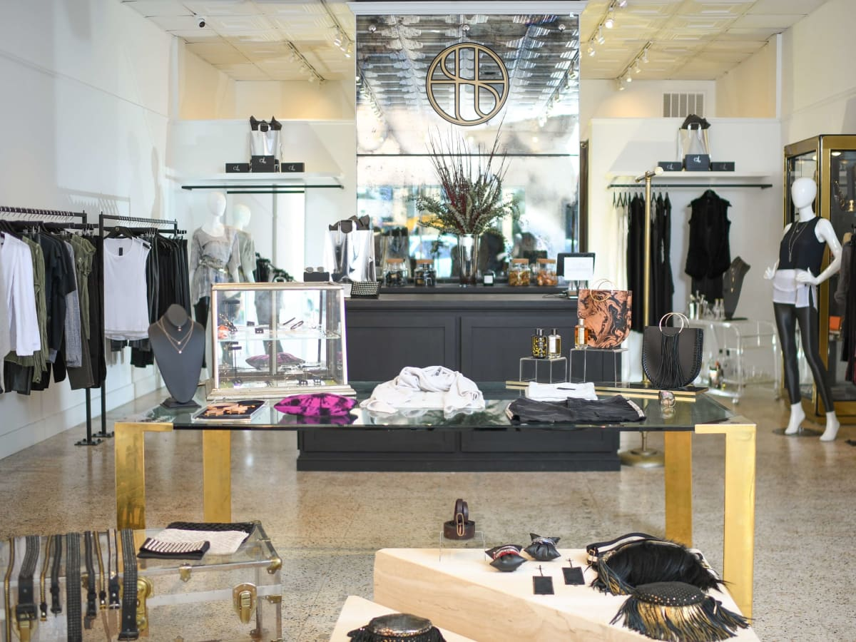 Sette clothing store