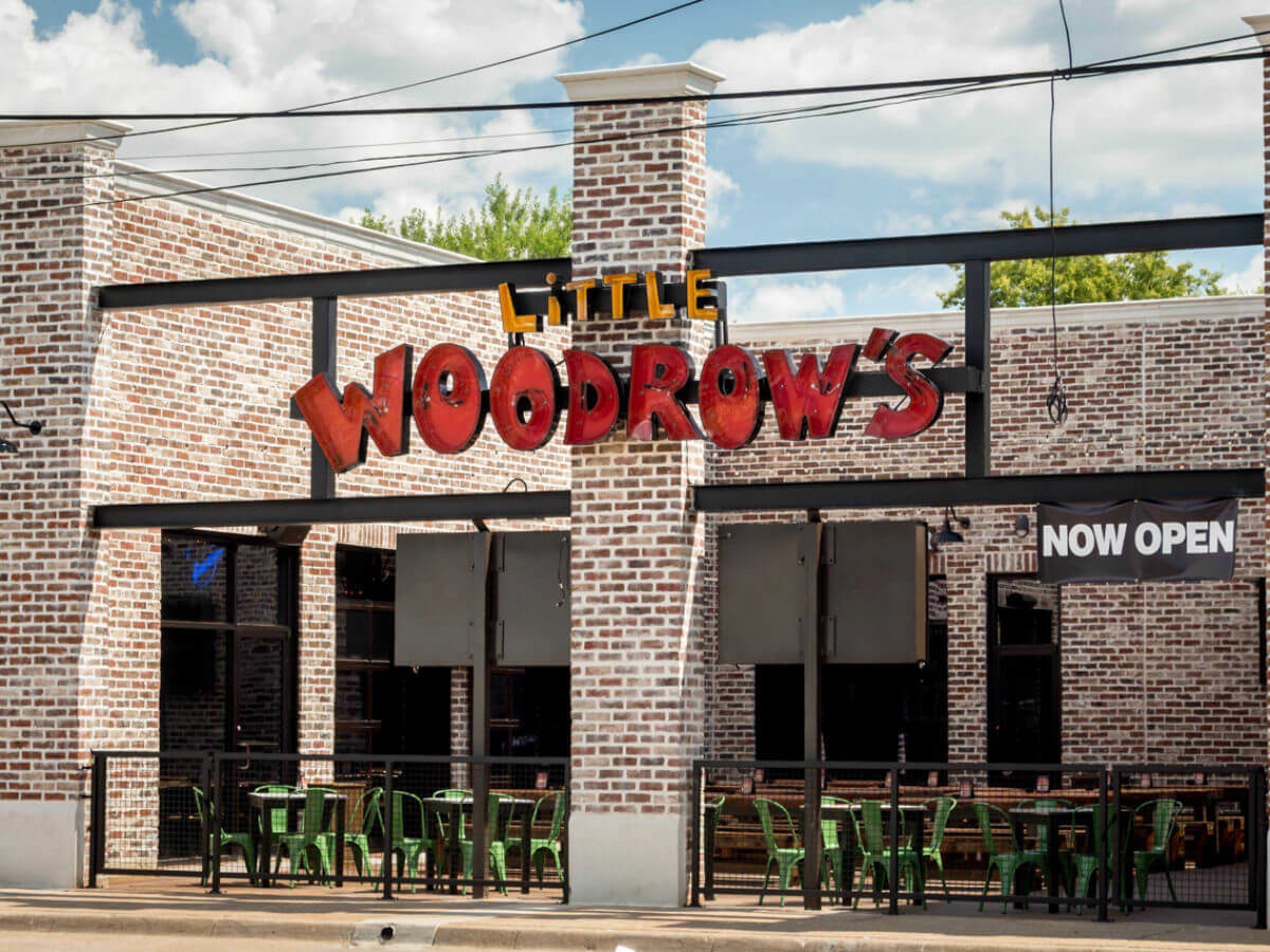 Little Woodrow's Dallas
