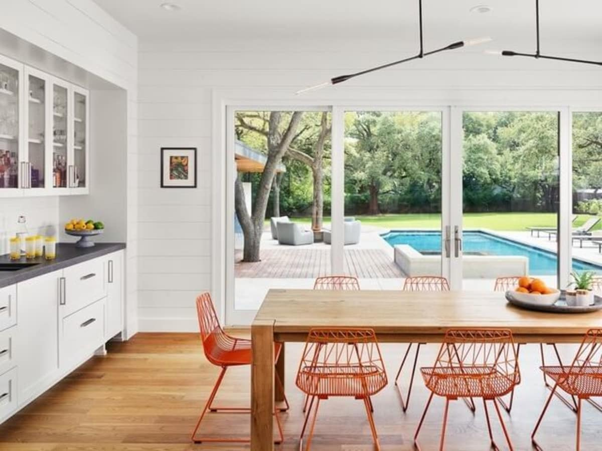 This modern farmhouse nails laid-back Texas style - CultureMap Dallas