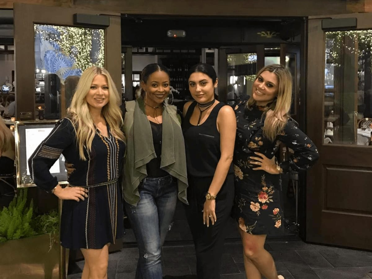 Married to Medicine Houston Elly and friends