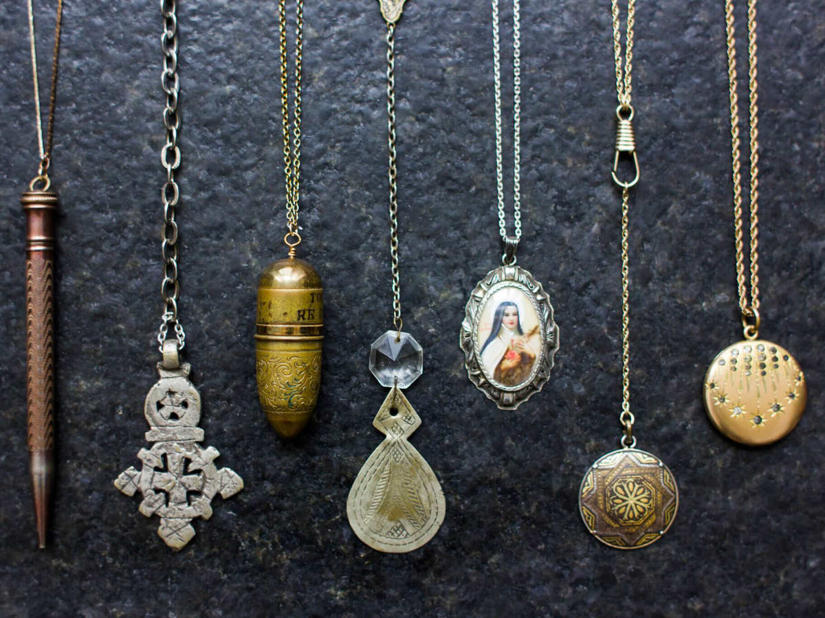 The Distillery jewelry