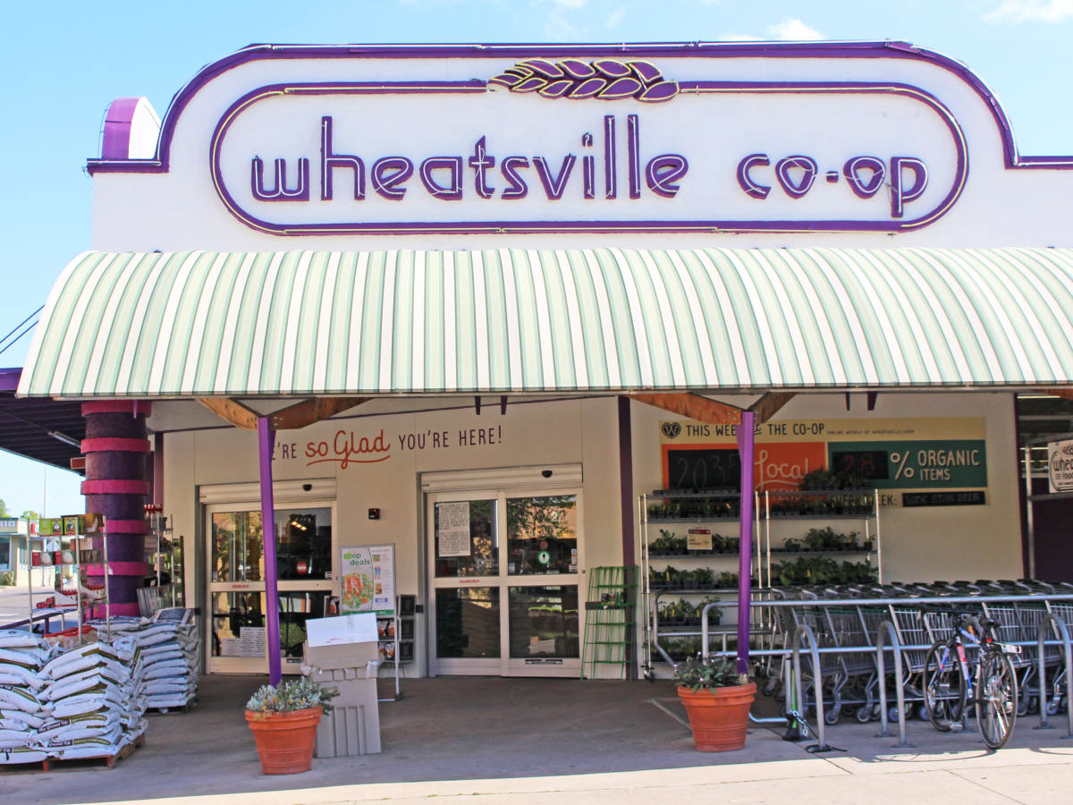 Wheatsville Co-op Guadalupe renovation 2017