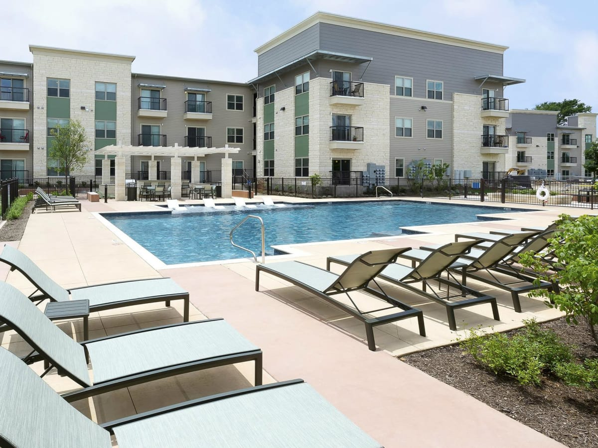 The Standard at Leander Station apartment