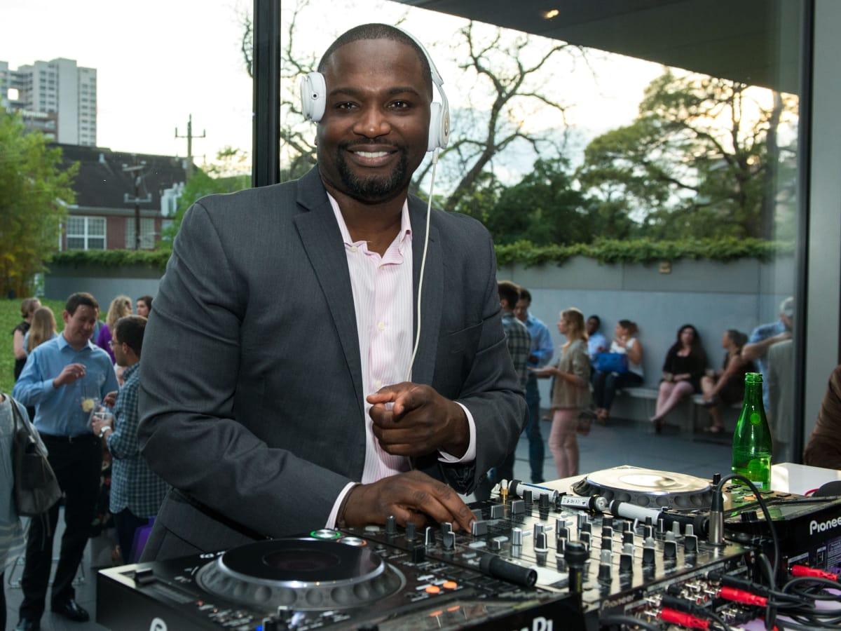 Houston, CultureMap Tastemakers, April 2017, DJ Senega.