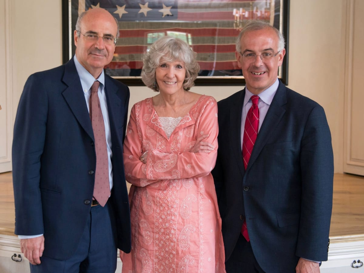 Celebration of Reading 2017: Bill Browder, Sue Grafton, David Brooks