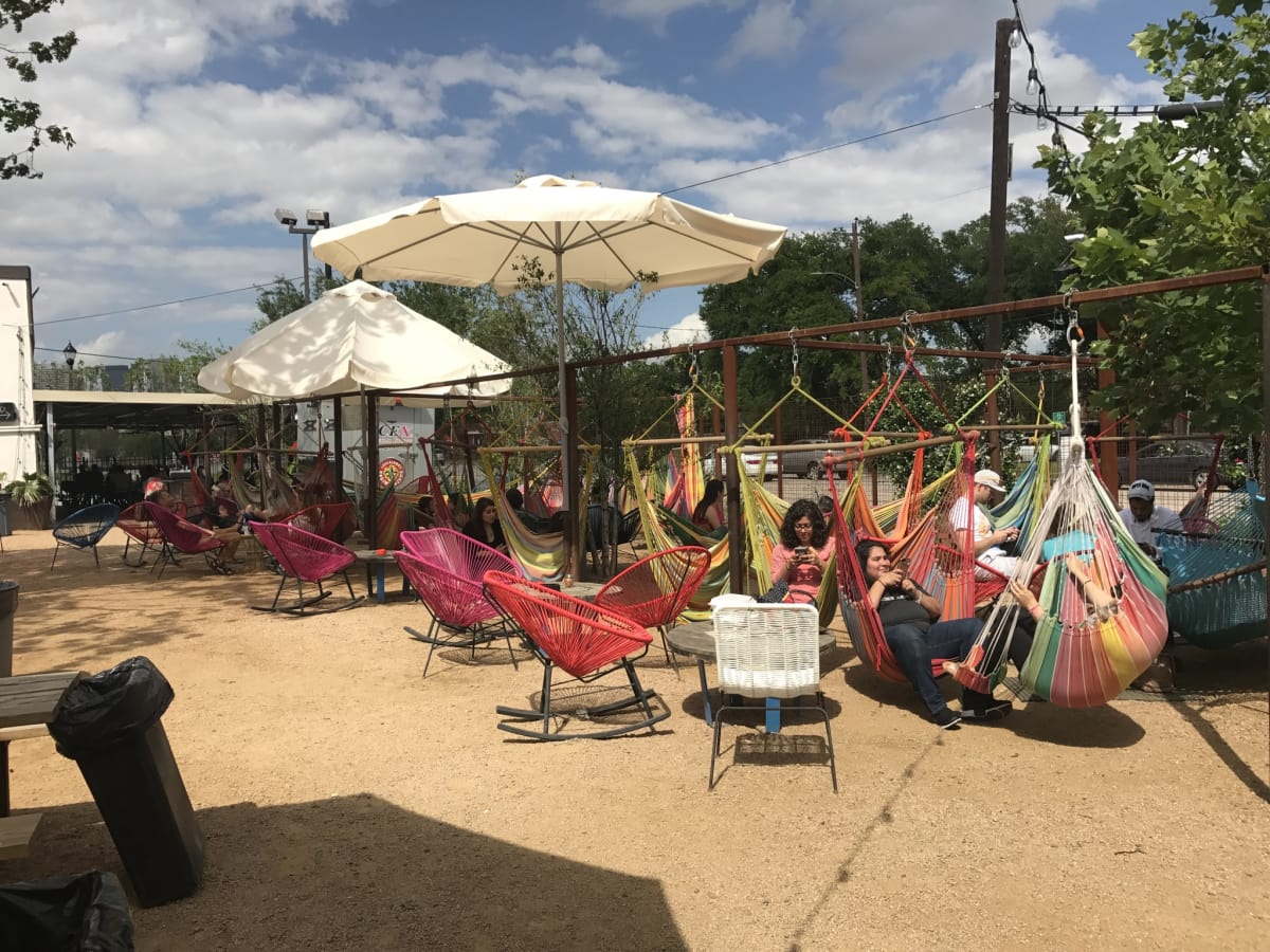 Axelrad hammocks