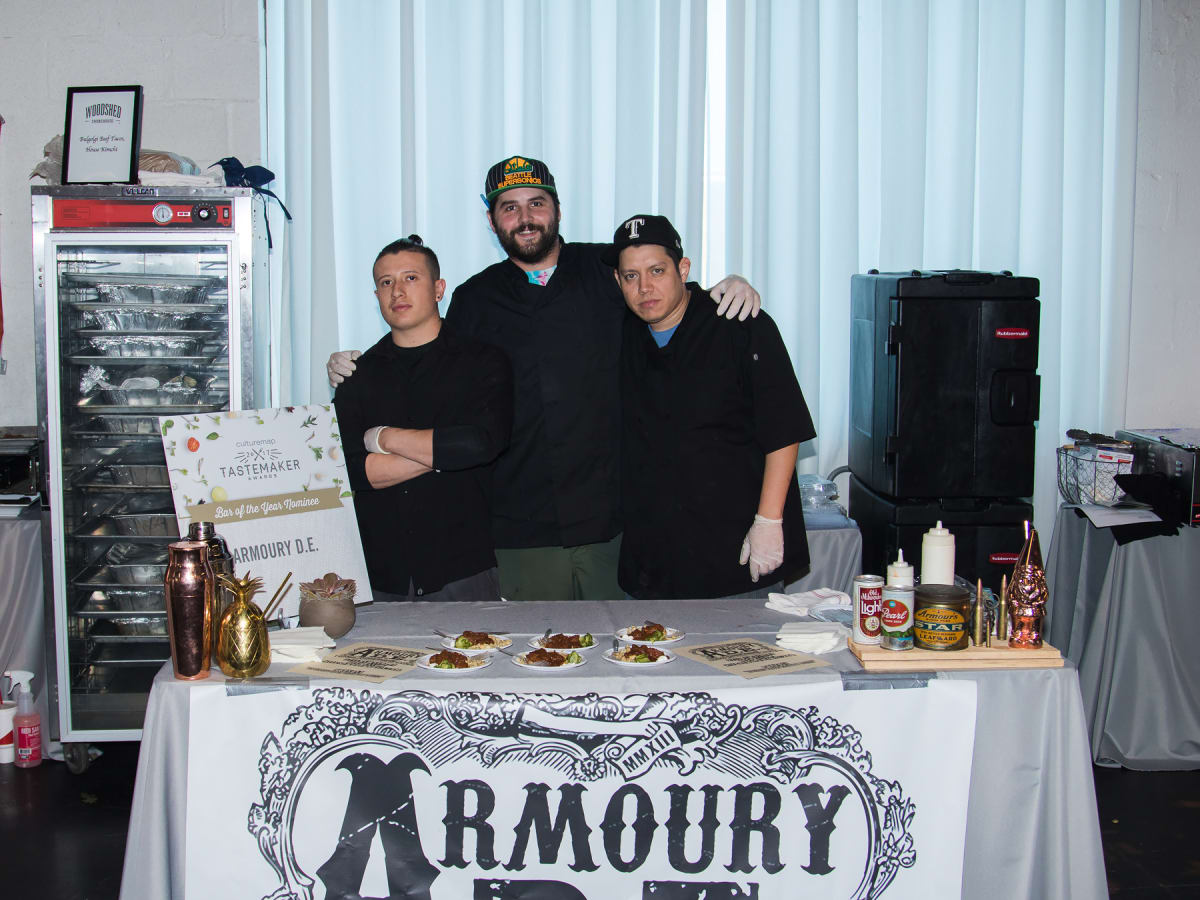 Armmoury D. E. team
