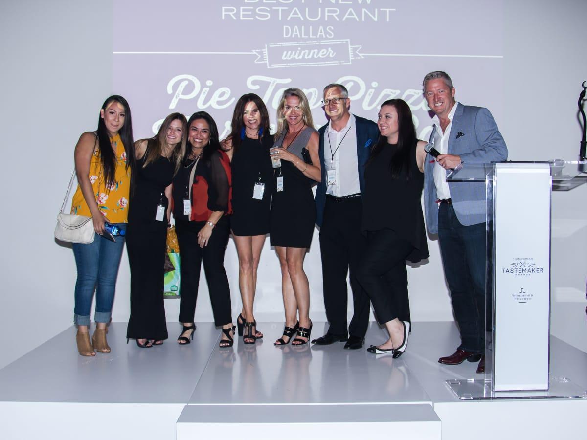 Winners at Tastemakers 2017