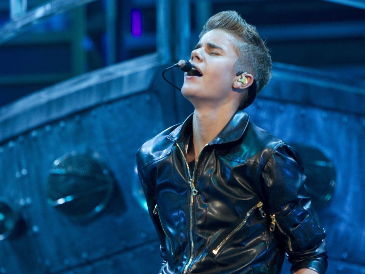 Justin Bieber, The Believe Tour, concert, October 2012
