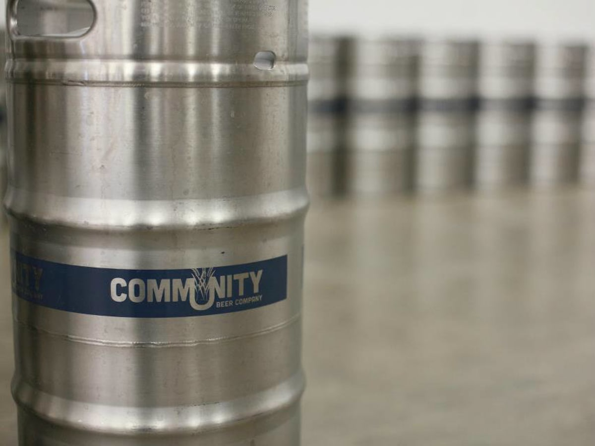 Community Beer in Dallas