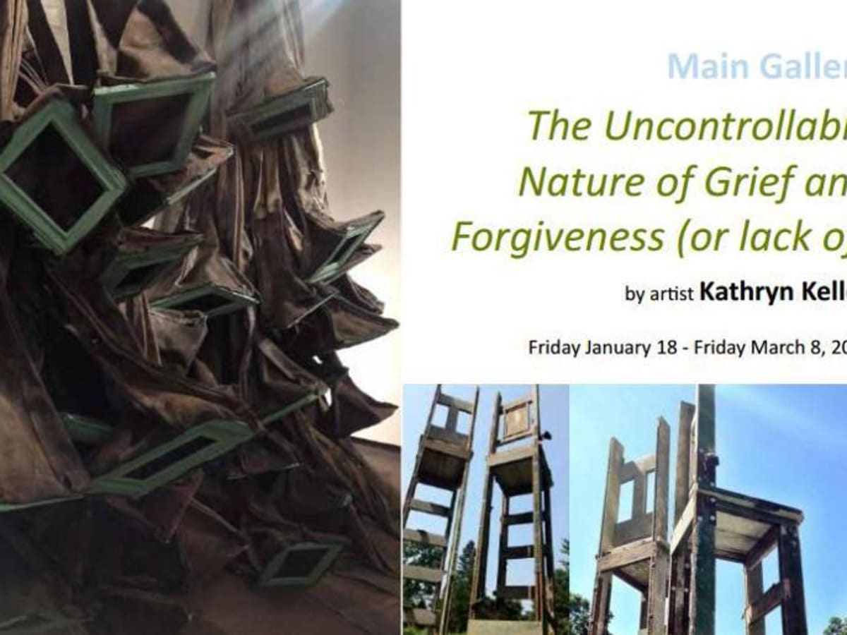 The Uncontrollable Nature of Grief and Forgiveness (or lack of)  Kathyrn Kelley