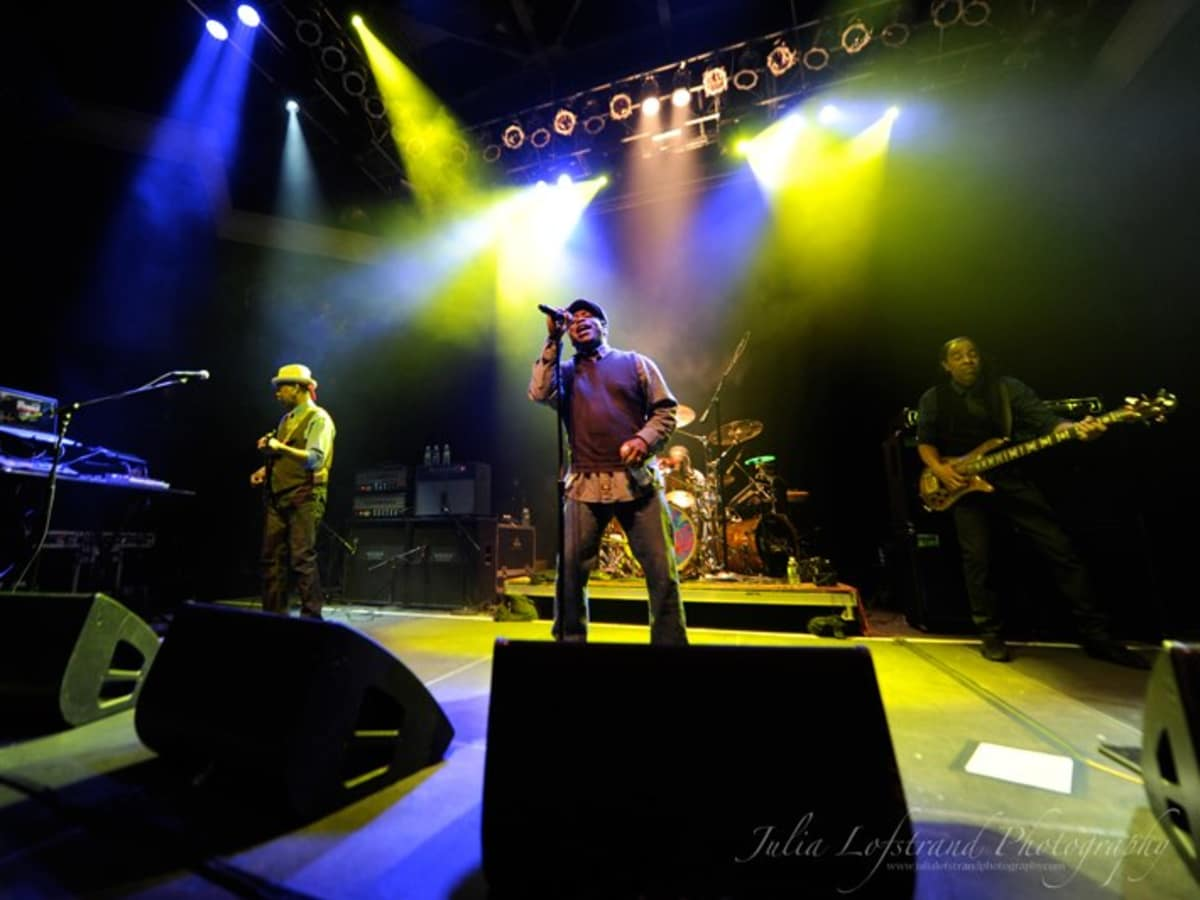 Living Colour live in concert