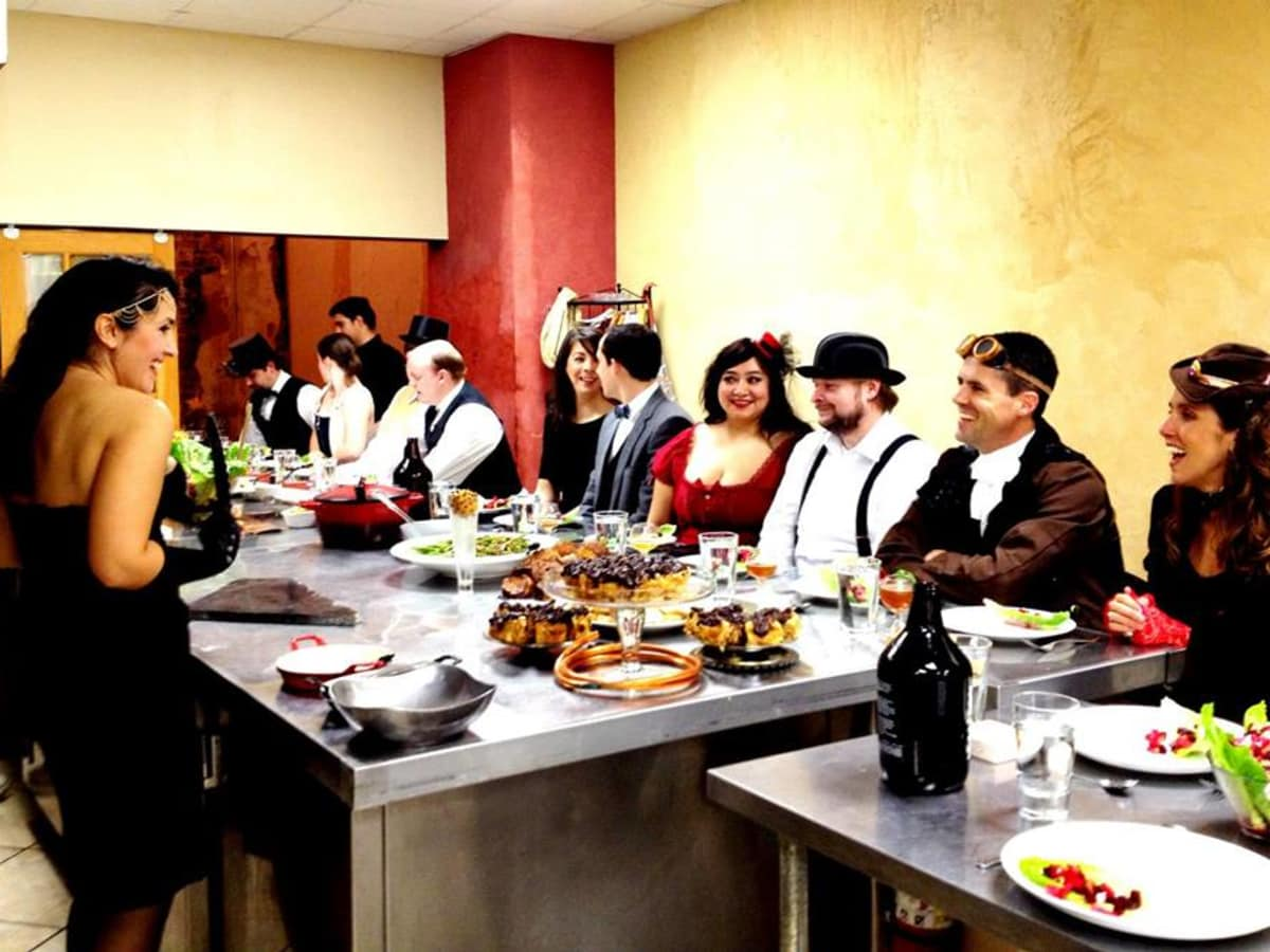 """League of Extraordinary Brewers hosts """"A Craft Beer New Year - Annual Steampunk Banquet and Ball"""""""