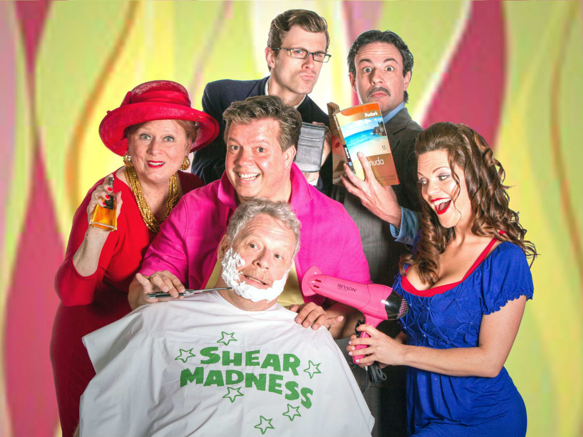 Theatre Three presents Shear Madness