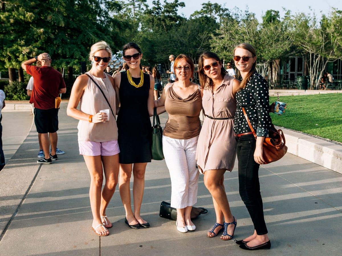 News, Shelby, Hermann Park Urban Green, August 2014, Sarah Covington, Julia Domning, Darya Trap, Megan Williams, Ara Griffith