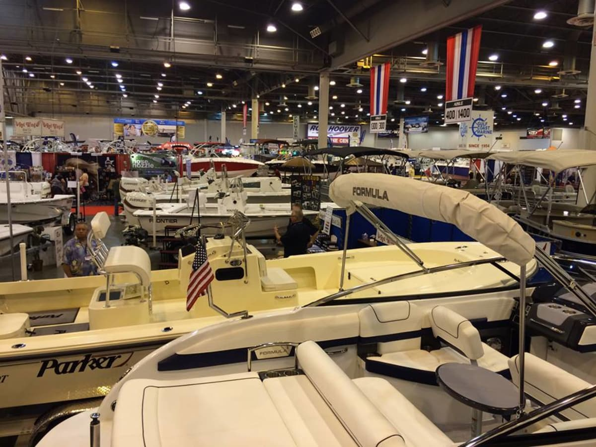 60th Annual Houston International Boat, Sport and Travel Show