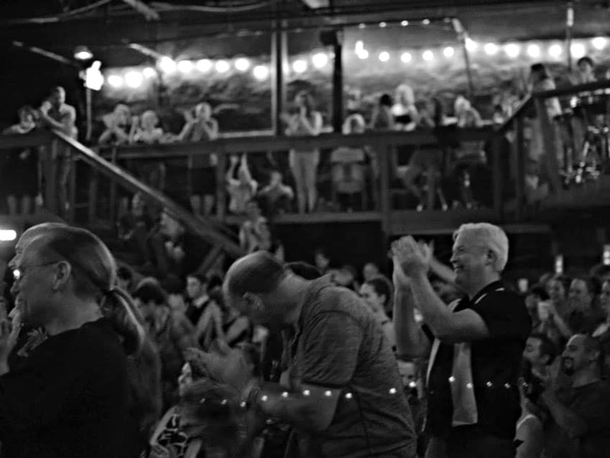 BedPost Confessions at North Door in Austin