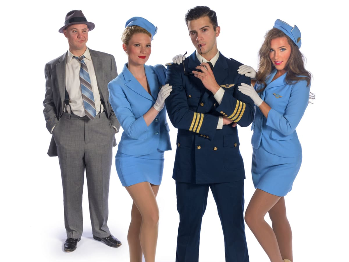 Uptown Players presents Catch Me If You Can