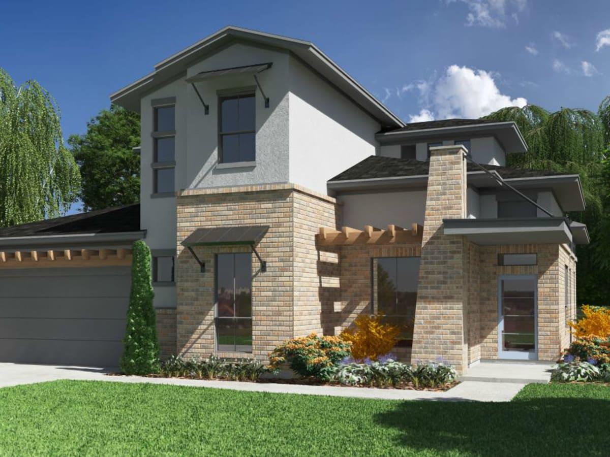 Whisper Valley house rendering