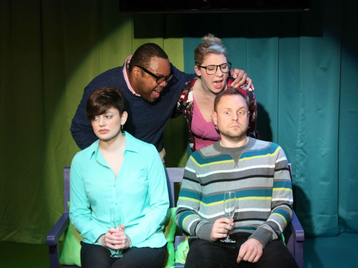 Theatre Three presents I Love You, You're Perfect, Now Change