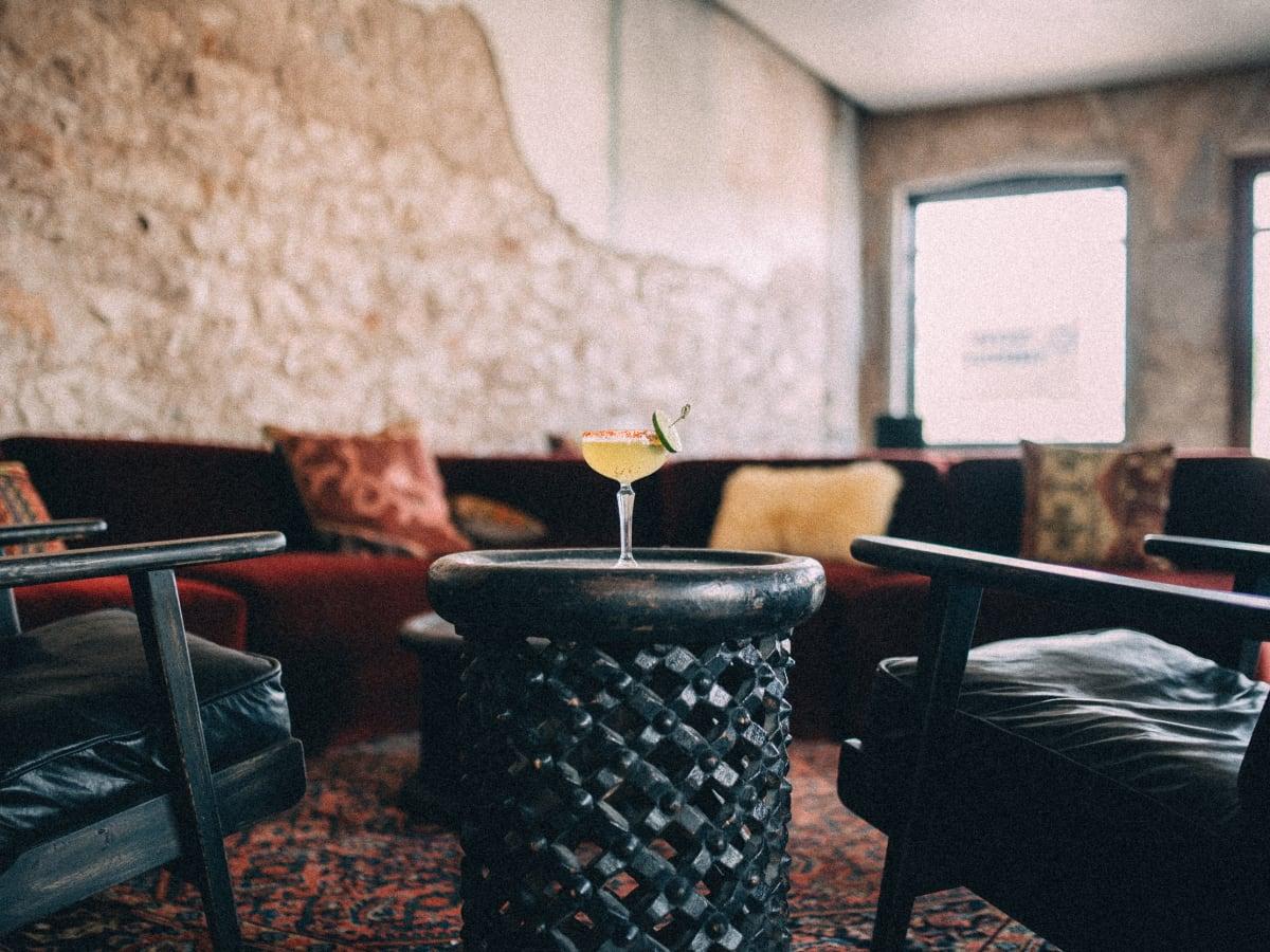 Native Hostel cocktail lounge