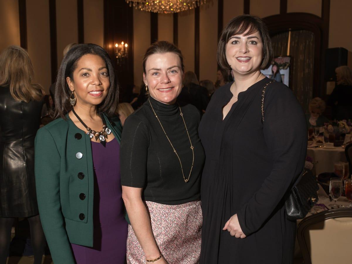 Annika Cail, Nancy Scripps, Kathryn Henry