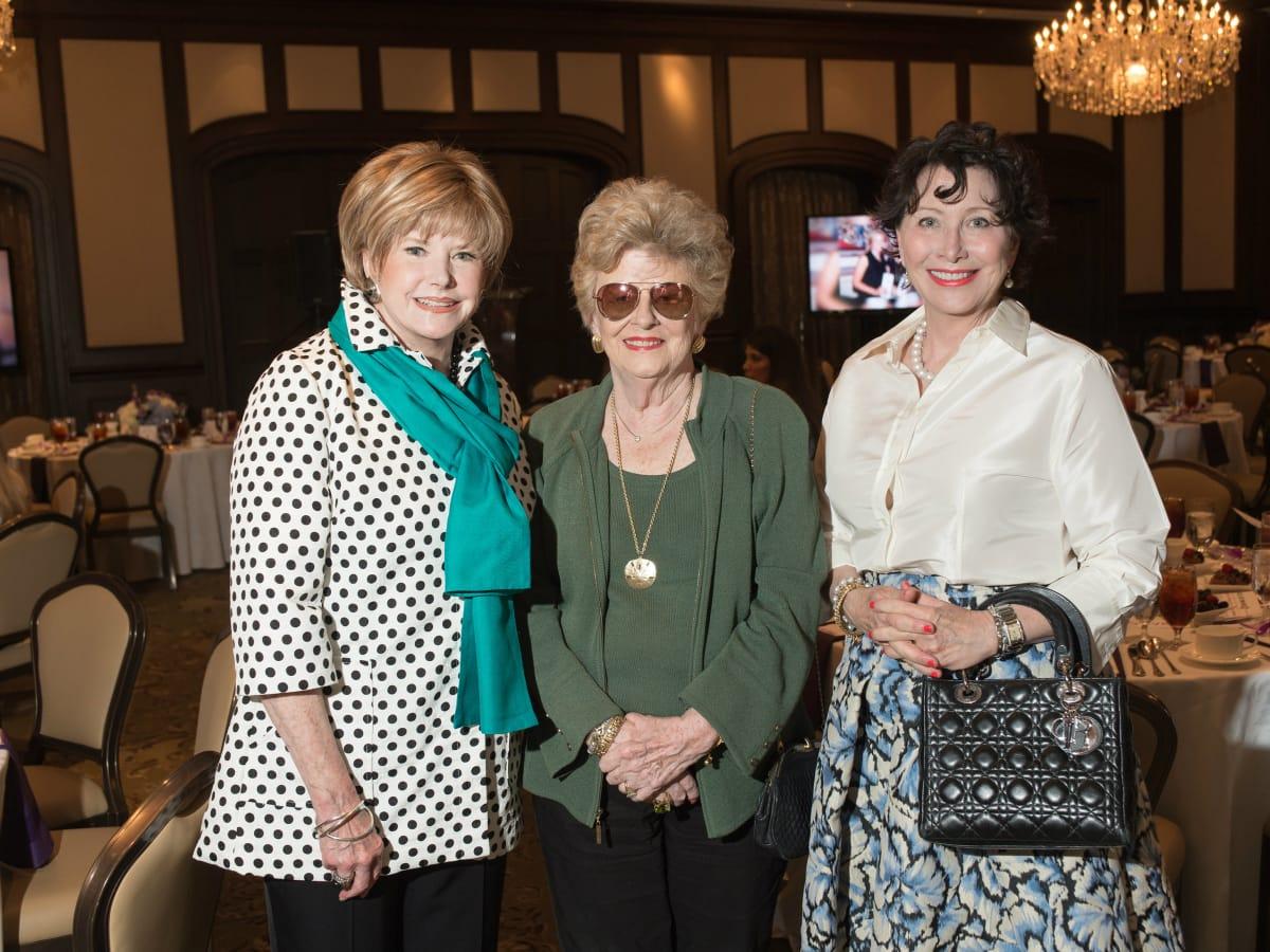 Sally K. Johnson, Sally Hoglund, Brenda West Cockerell