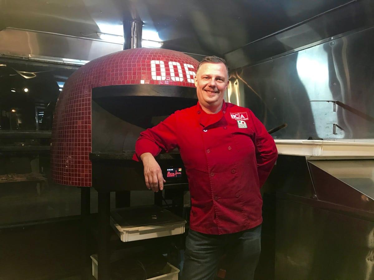 006 Pizza food truck Andrea Dal Monte