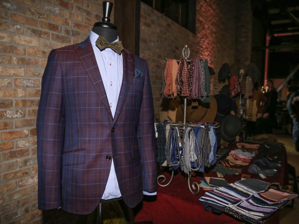 CultureMap Old Forester Bourbon Ball 2016 Dandy's Gentlemen's Store Bykowski Tailor and Garb