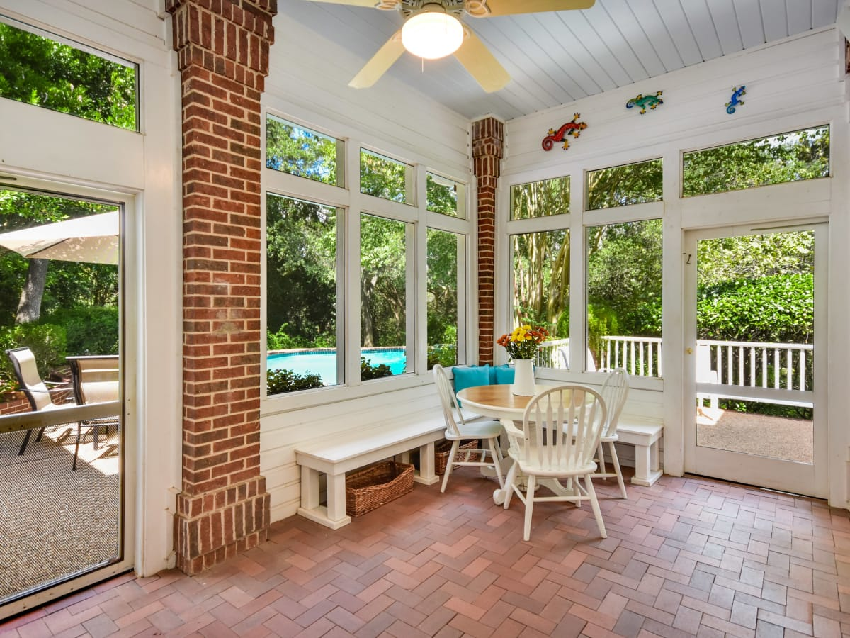 2400 Westlake Pass Austin house for sale sunroom