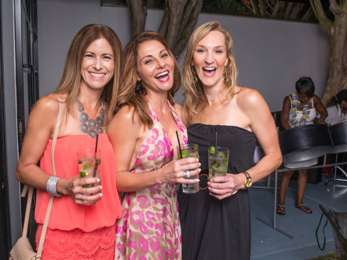 Havana Night, 7/16 Stephanie Valentz, Minda Post, Delana Lucas