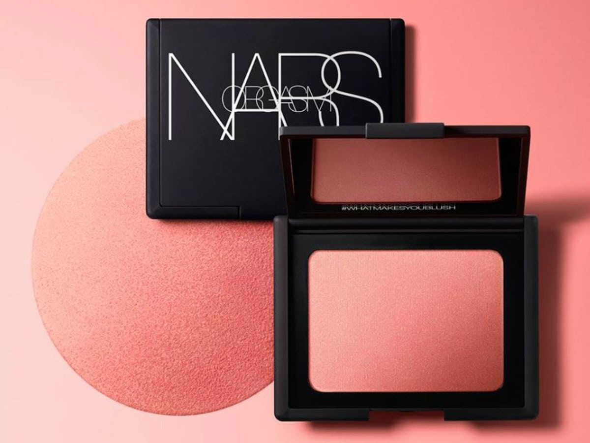 NARS Cosmetics orgasm blush