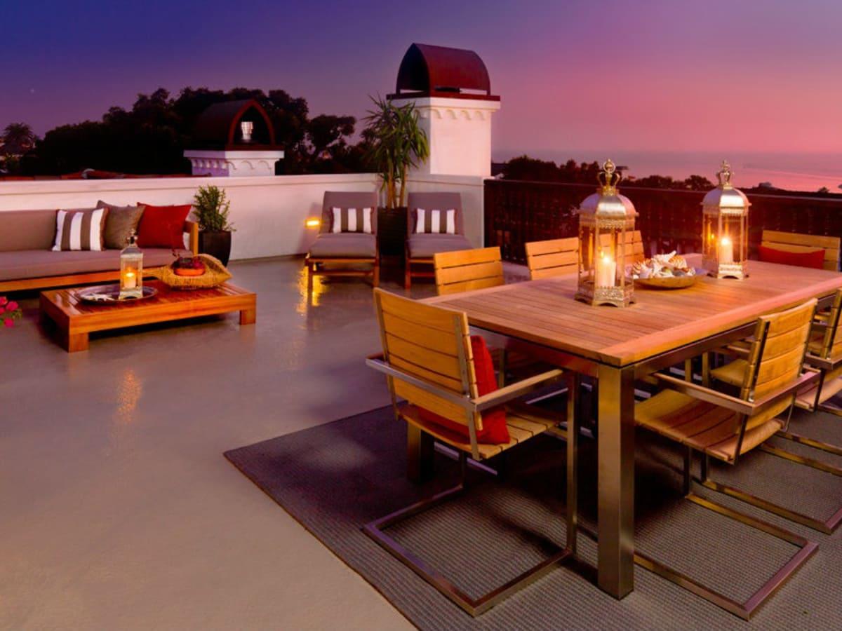 Zillow Hottest Patio Trend 2016 Teak furniture