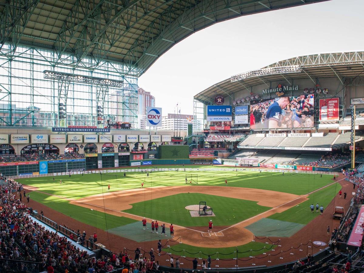 Houston, J.J. Watt Charity Classic, May 2017, Minute Maid Stadium