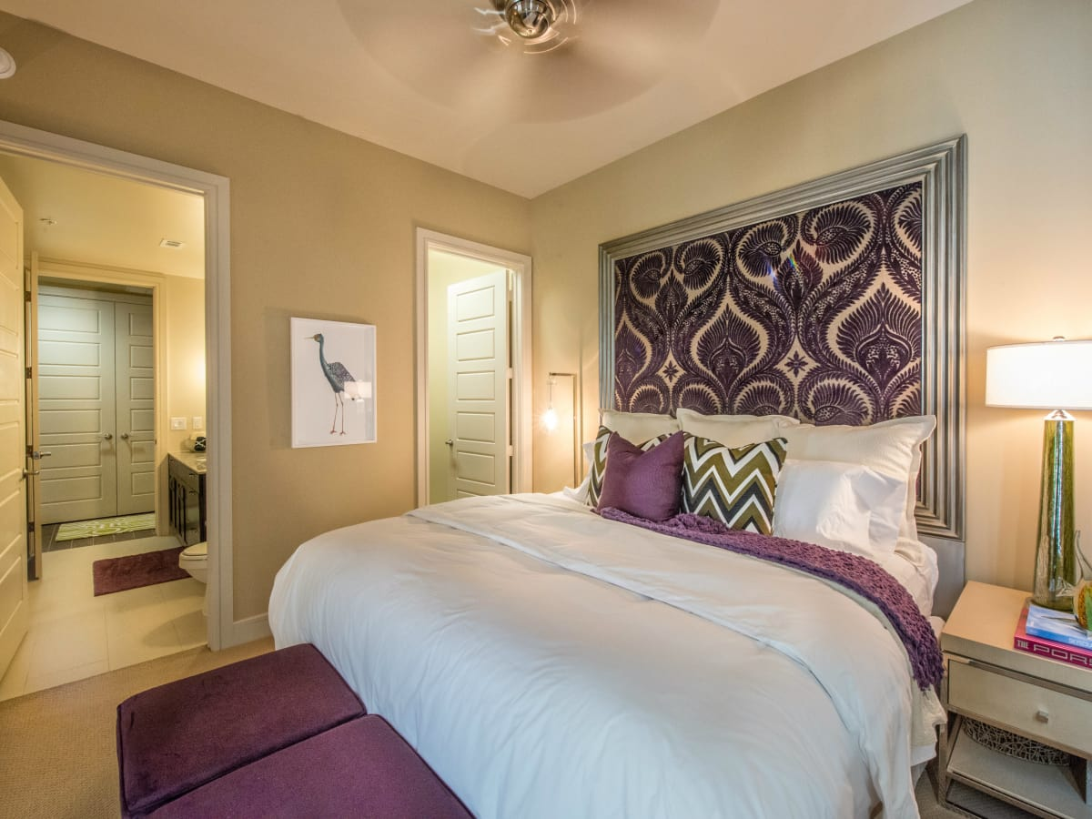 The Taylor bedroom