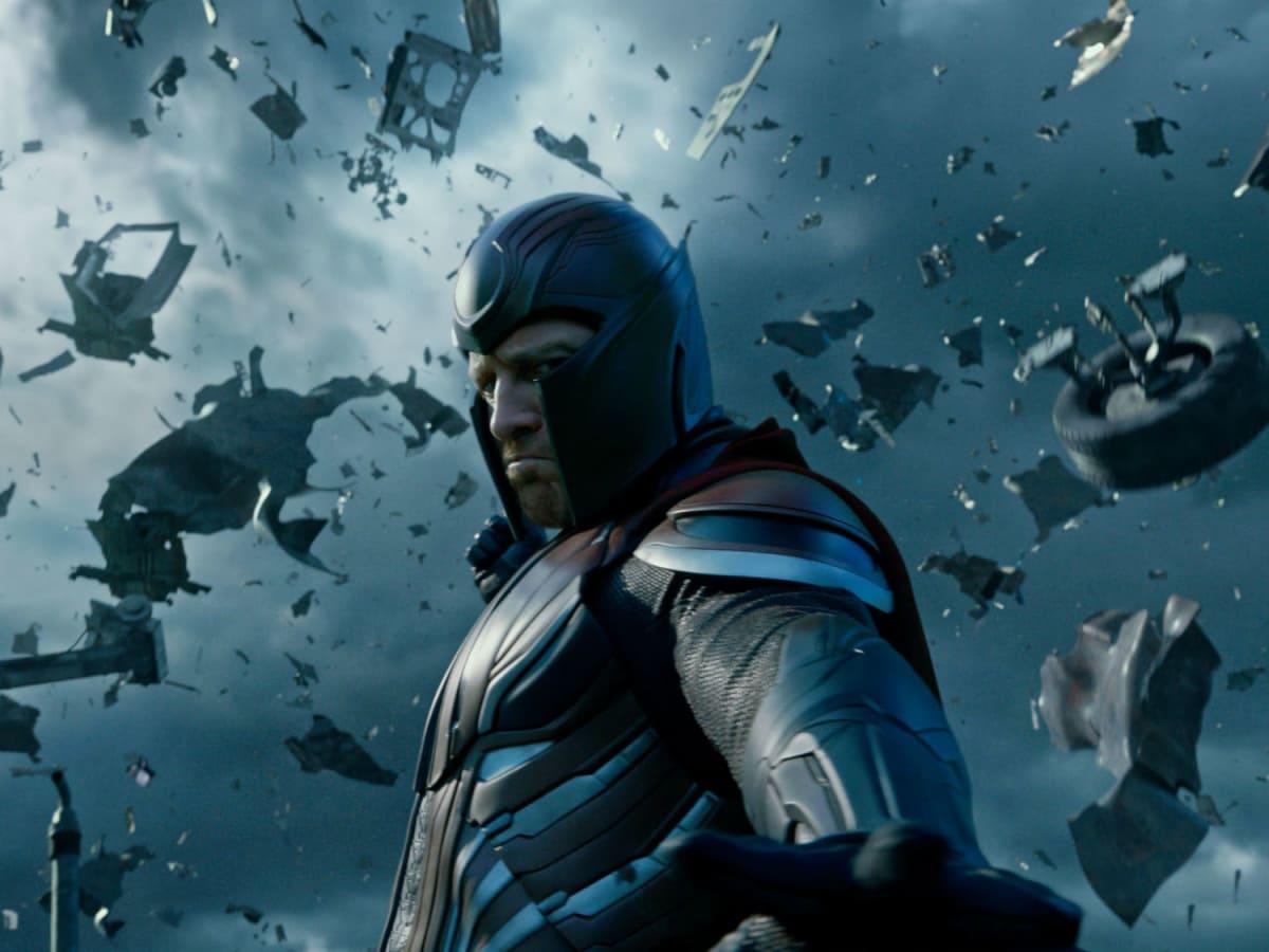 Michael Fassbender in X-Men: Apocalypse