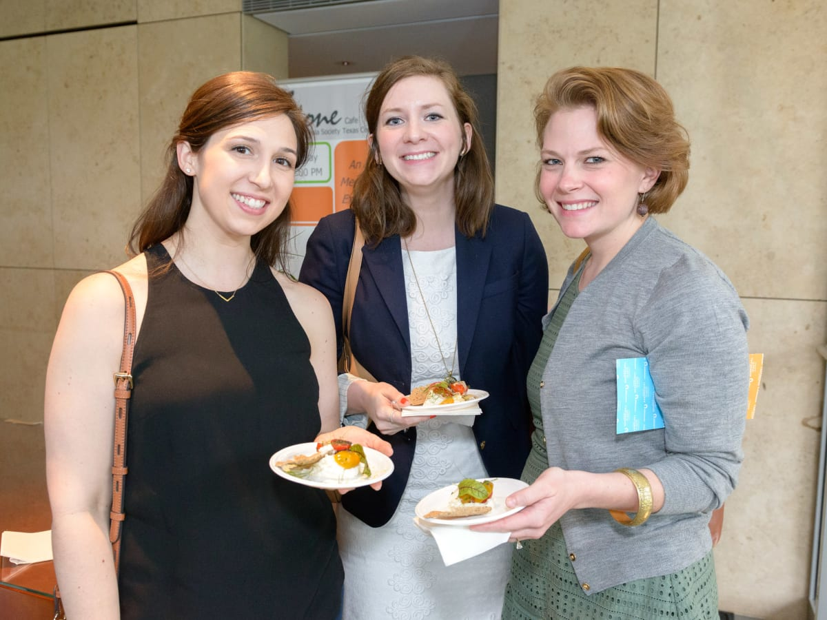 Tastemakers Houston 5/16,  Melissa Fuller, Mary Kimmitt, Jessica Hartman