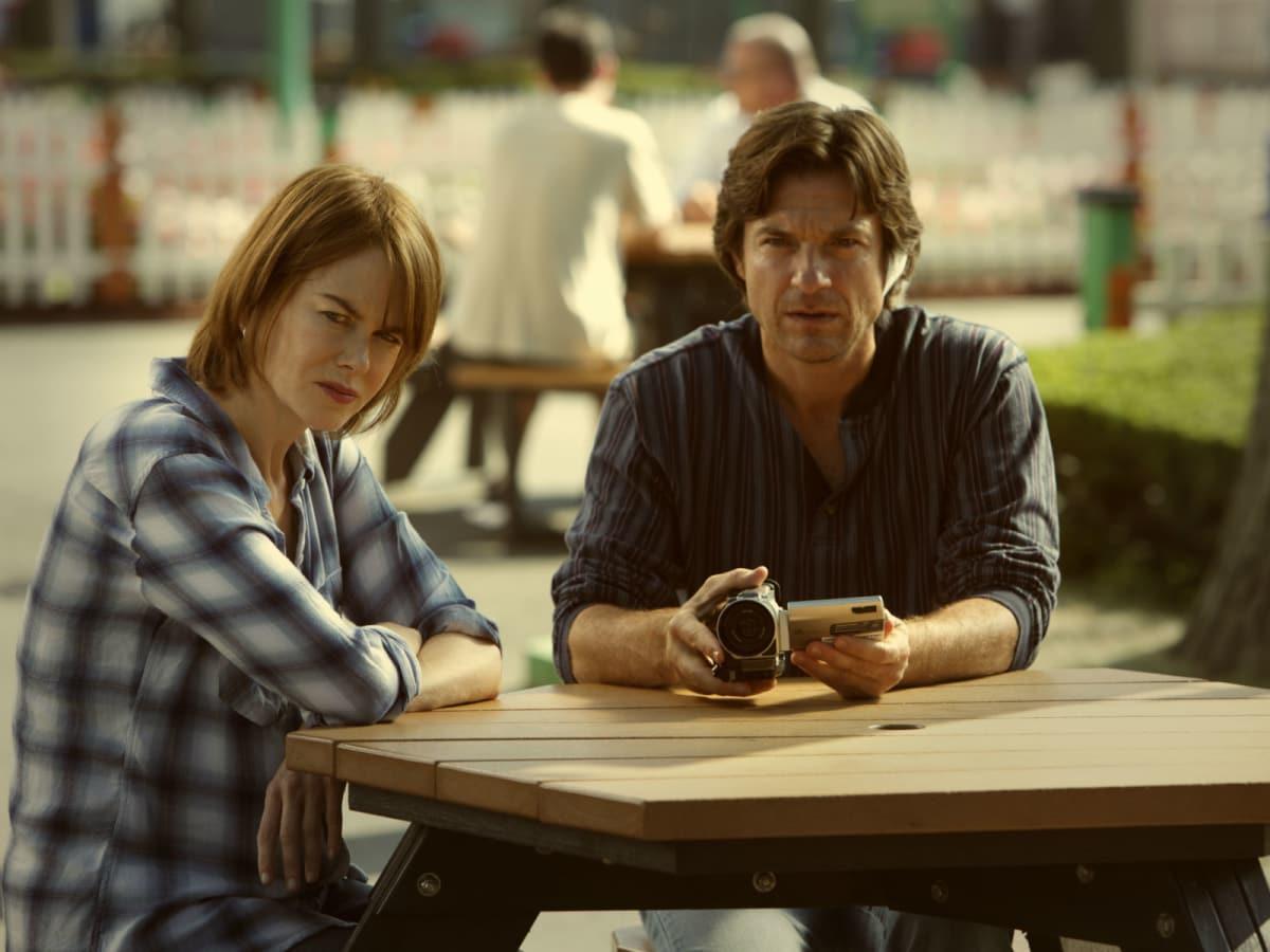 Nicole Kidman and Jason Bateman in The Family Fang